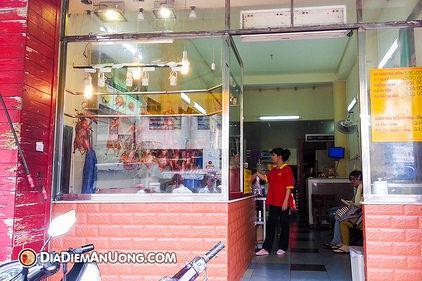 Khách hàng nói về Vịt Quay Trần Quang Ký trên địa điểm ăn uống